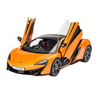 Revell 1/24 McLaren 570S - 07051 Plastic Model Kit