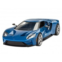 Revell 1/24 2017 Ford GT (Easy Model Click) - 07678 Plastic Model Kit