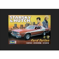 Revell 1/25 Starsky & Hutch Ford Torino - 14023 Plastic Model Kit