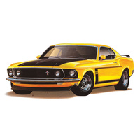 Revell 1/25 '69 Boss 302 Mustang - 14313 Plastic Model Kit