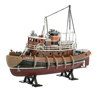 Revell 1/108 Model Set Harbour Tug Boat - 65207 Plastic Model Kit