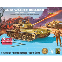 Revell 1/32 M-41 Walker Bulldog - 7814 Plastic Model Kit
