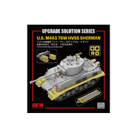 Ryefield 2002 5028 & 5042 M4A3 Sherman Upgrade Solution
