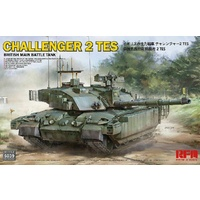 Ryefield 5039 1/35 British main battle tank Challenger 2 TES w/workable track links