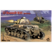 RPM 1/72 Renault R35 early version (Poland - 1939) 72212 Plastic Model Kit