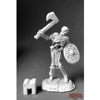 Reaper Miniatures - Bog Skeleton w/ Axe and Shield