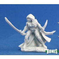 Reaper Miniatures - Deladrin, Female Assassin