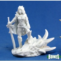 Reaper Miniatures - Janan, Female Dragon Slayer
