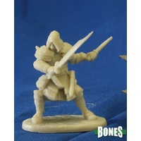 Reaper Miniatures - Drago Voss, Male Assassin