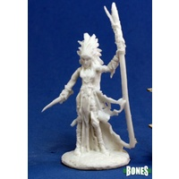 Reaper Miniatures - Liela, Dark Elf Wizard
