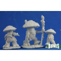 Reaper Miniatures - Mushrooms(3)