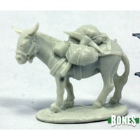 Reaper Miniatures - Pack Donkey