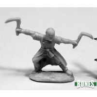Reaper Miniatures - Jade Tiger, Monk