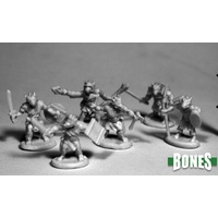 Reaper Miniatures - Kobolds (6 )