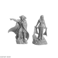 Reaper Miniatures - Vampire Bloodlords (2)