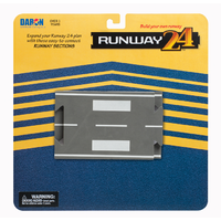 Daron Runway24 - Runway Straight Sections Diecast Aircraft