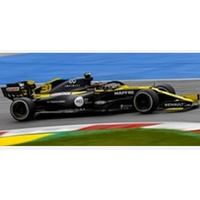 Spark 1/43 Renault R.S. 20 - #31, Esteban Ocon - Renault DP World F1 Team - 8th Austrian GP 2020 Diecast Car