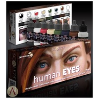 Scale 75 Scalecolor Human Eyes Paint Set