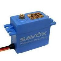 Savox SW-0231MG Digital Waterproof DC Motor Servo, Metal Gear