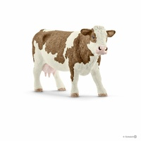 Schleich - Simmental cow 13801
