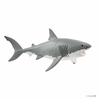 Schleich - Great white shark 14809