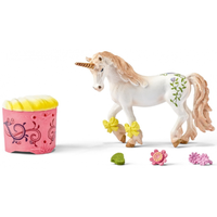 Schleich - Unicorn and Pegasus Care Set 42180
