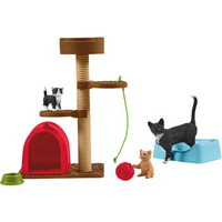Schleich - Playtime for cute cats