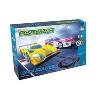 Scalextric Endurance Slot Car Set