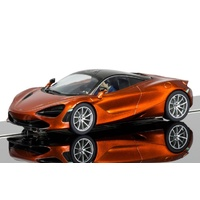 Scalextric Mclaren 720S- Azores Orange