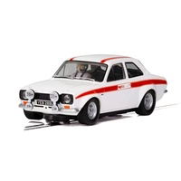 Scalextric Ford Escort Mk.I 50th Anniversary