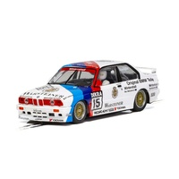 Scalextric BMW E30 M3 - Dtm 1989 Champion