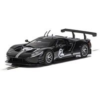 Scalextric Ford GT GTE Black No2 - Heritage Edition