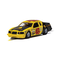 Scalextric Ford Thunderbird Yellow & Black No.46