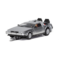 Scalextric Delorean ƒ?? 'Back to the Future'