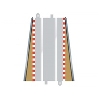 Scalextric Lead In / Lead Out Borders x2