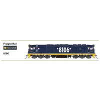 SDS HO Scale 8106 (analogue) RTR DCC Ready