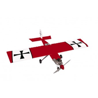 Seagull Model Classic Ugly Stick RC Plane 15cc ARF Red 255R