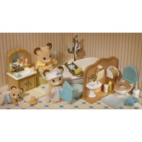 Sylvanian Families Country Bathroom Set SF5034