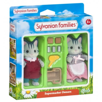 Sylvanian Familes Supermarket Owners SF5052