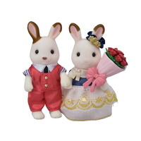 Sylvanian Families - Cute Couple Set