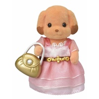 Sylvanian Families Town Girl - Toy Poodle