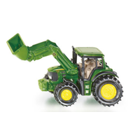 Siku John Deere with Front Loader SI1341