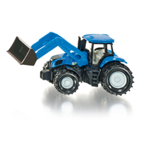 Siku New Holland with Frontloader SI1355