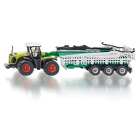 Siku 1/87 Class Xerion with Slurry Tanker SI1827