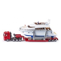 Siku 1/87 Transporter With Yacht SI1849