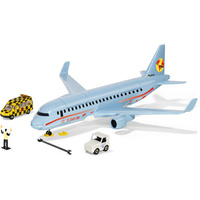 Siku - Commercial Aircraft with Accessories