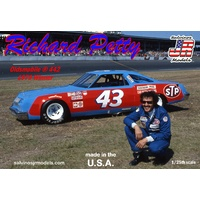 Salvinos J R RPO1979D 1/25 Richard Petty #43 Oldsmobile 442 Winner 1979 Plastic Model Kit