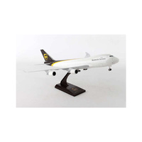 Sky Marks 1/200 Ups 747-400F w/Gear New Livery Diecast Aircraft