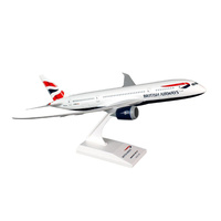 Sky Marks 1/200 British 787-8 Diecast Aircraft