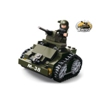 Sluban Army Armoured Car 151pcs